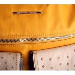 Žlutá dámská kabelka do ruky i přes rameno united colors of benetton výprodej 23A73890