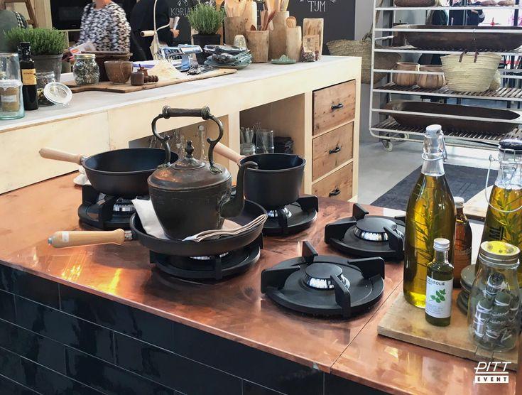 Pitt Cooking gaspitten - vtwonen landelijke stijl