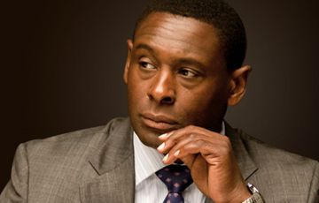 """David Harewood Says Homeland Role """"Pulled Him Out Of The Gutter"""" 