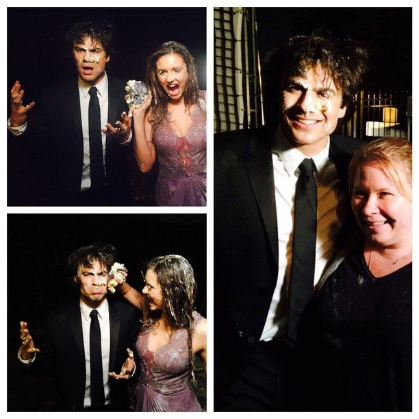 Ian Somerhalder - 14/05/15 - But I didn't go out without putting up a fight.... If I was gonna go down, I wasnt going to go down alone. iansomerhalder - Twitter / Instagram Pictures