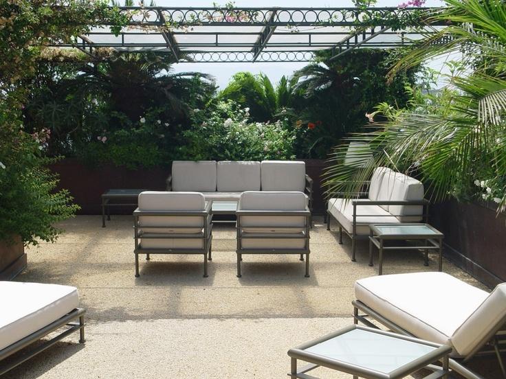 Terrazze e Giardini Pensili: Gioco di riflessi - Paghera