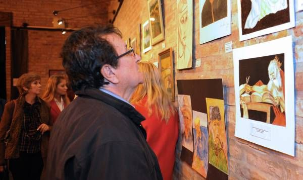 El talento de los vecinos, en la nueva muestra de artes visuales de Tigre
