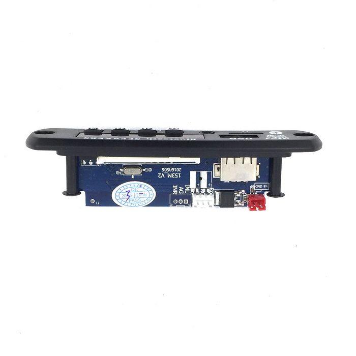 Bluetooth MP3 Decoding Board Module w/ SD, USB 2.0, FM - Black + White - Worldwide Free Shipping - DX