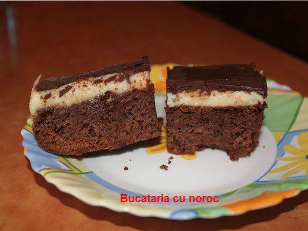 Prajitura Oana cu rom si crema mascarpone - Bucataria cu noroc