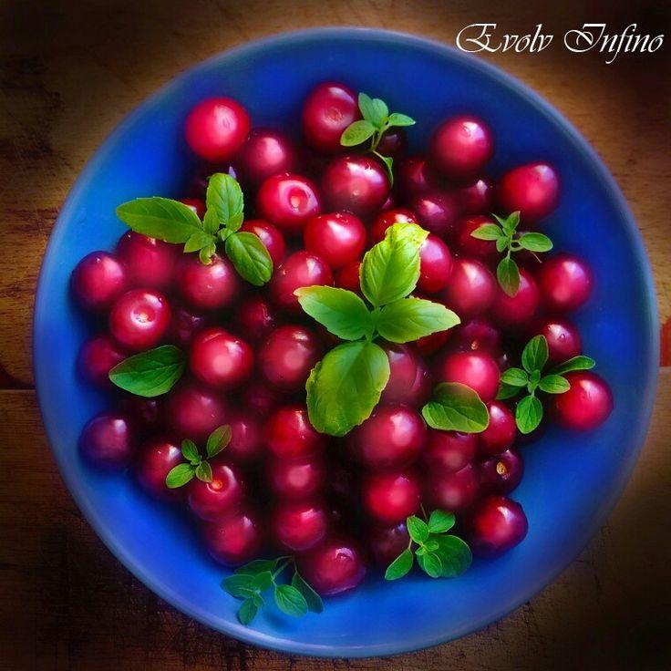 🍒 Crazy Healthy Snack - Delicious Juicy Cherries - My Love Fruit  🍒