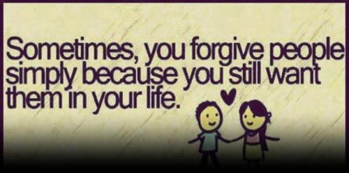 Quotes Forgiveness Love Relationships: Quotes About Love And Forgiveness