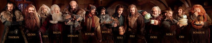 The Hobbits | And they were. The Hobbit: Part 1 was totally AWESOME!