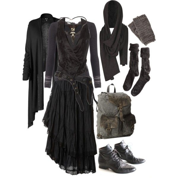 17 Best images about Wicca Fashion on Pinterest | Wiccan Crochet lace and Black lace dresses