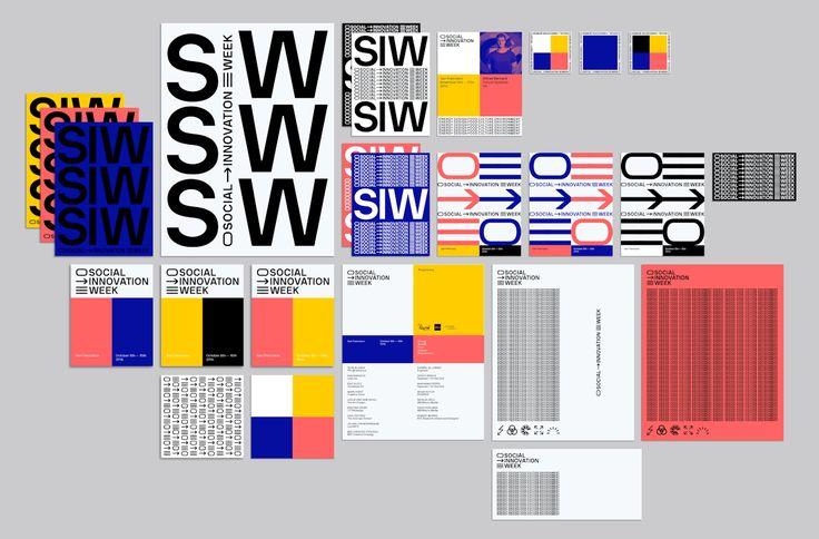 "andren: ""(via Social Innovation Week SF — Aurelio Sánchez — Art Direction — Graphic Design) """