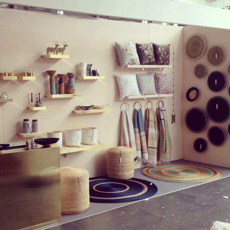 Floor mats, Place mats, cushions, Vases.......