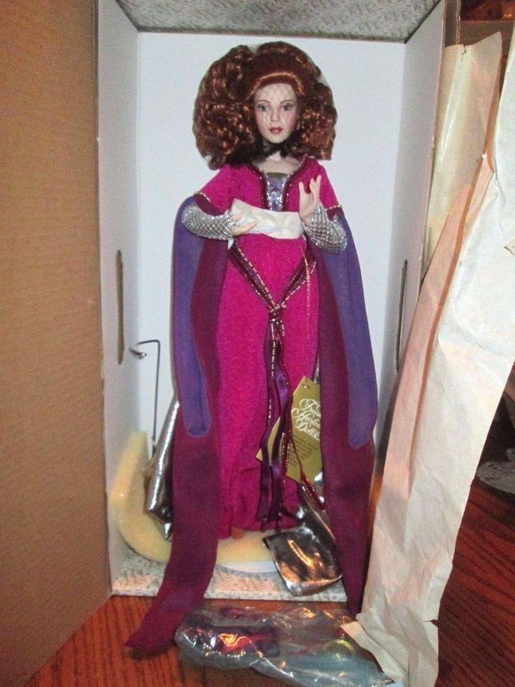71 Best Franklin Mint Dolls Images On Pinterest Franklin