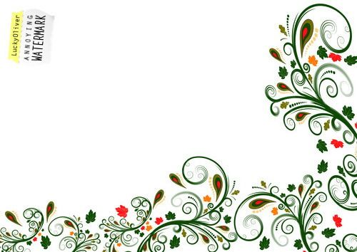 Wedding Invitation Clip Art with beautiful invitation template