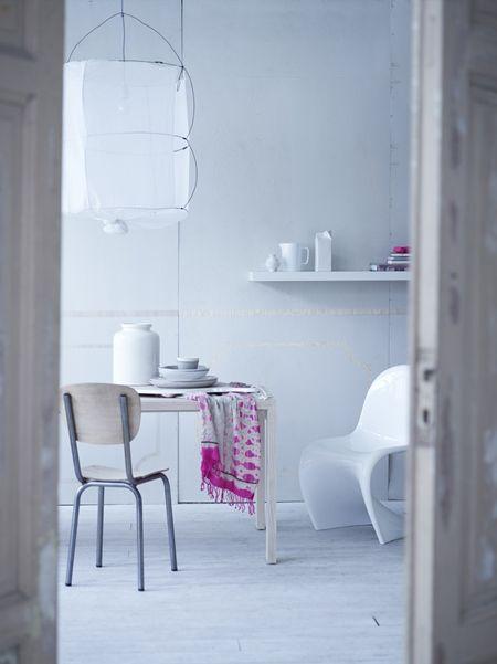 730 best @ Verner Panton @ images on Pinterest | Panton chair ...