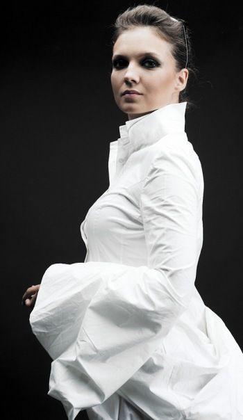 Hellawes. White shirt