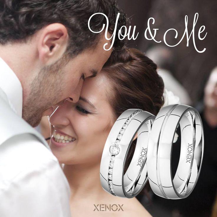 """In KUBA tanzt man in das neue Glück.  Beim sogenannten """"Geldtanz"""" stecken die Tanzpartner der #Braut etwas Geld zu. Wir fänden es hübscher, wenn sie ihr ein Kleinod aus der neuen #XENOX Collection schenken würden.  #marriage #bride #wedding #partnerring #ring"""
