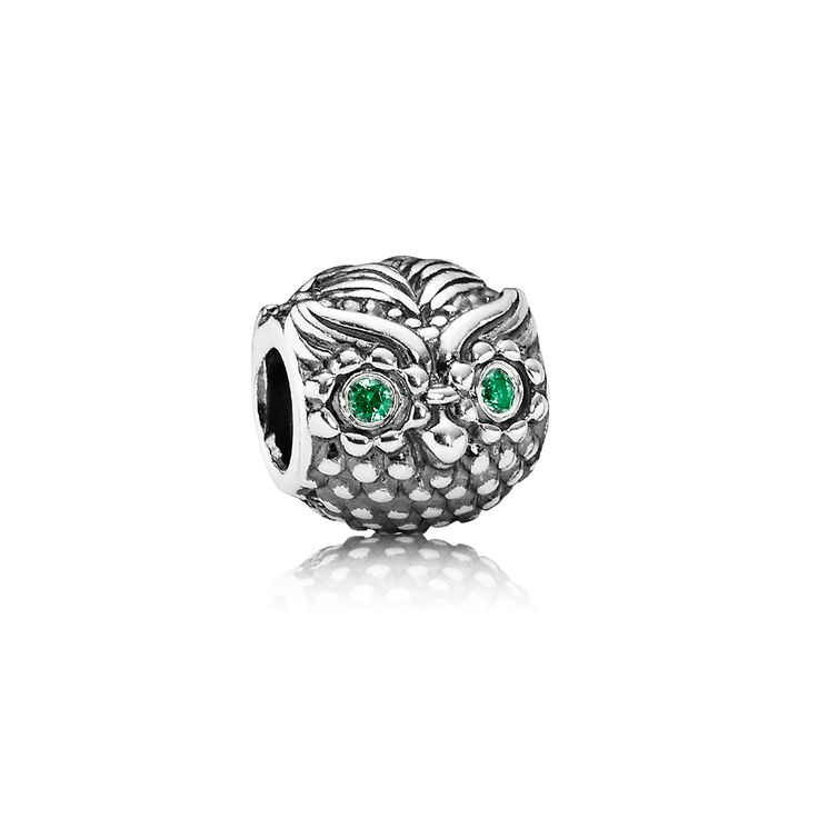 Wise Owl PANDORA Charm....WHO IS GONNA BUY THIS FOR ME????