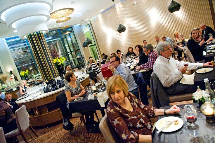 in Araz restaurant
