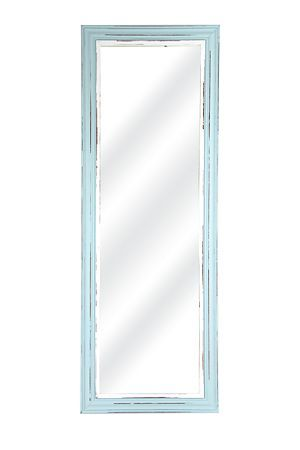 """This distressed mirror looks great in any room. Measures 61x170cm.<div class=""""pdpDescContent""""><BR /><b class=""""pdpDesc"""">Dimensions:</b><BR />L61xW2xH170 cm</div>"""