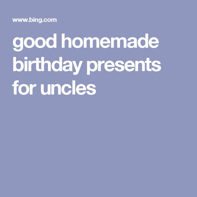 25 Best Ideas About Homemade Birthday Presents On: Best 25+ Homemade Birthday Presents Ideas Only On
