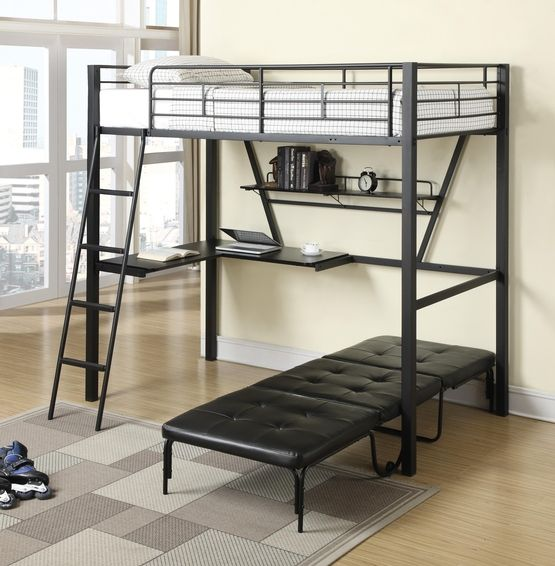 Fold Out Bunk Beds