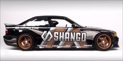 Formula Drift Racer Is First Pro Driver Sponsored By Cannabis...