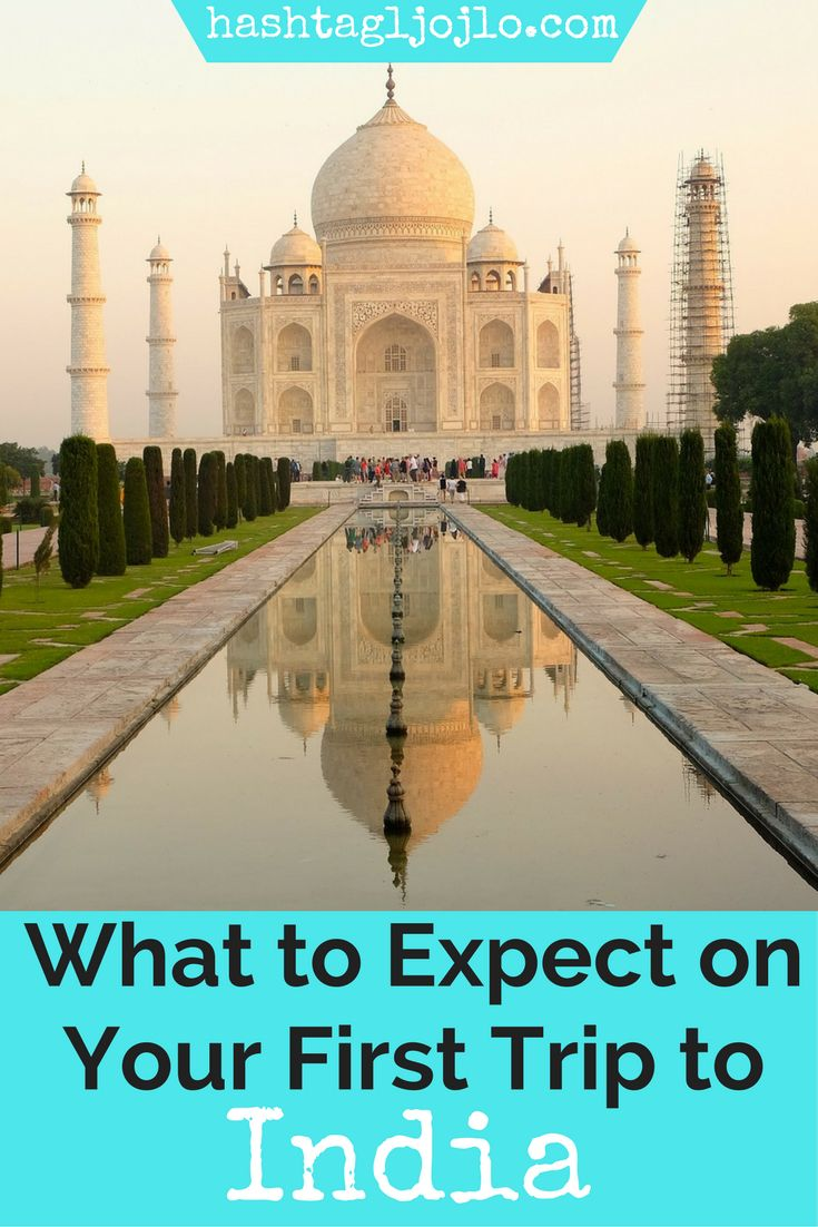 India is an entirely different travel experience than you've ever had before. You'll be amazed by the smells, sounds, and sights of India. Check out this guide on what to expect in India and what you should see and eat in India. Don't forget to save it to your travel board so you can find it later.