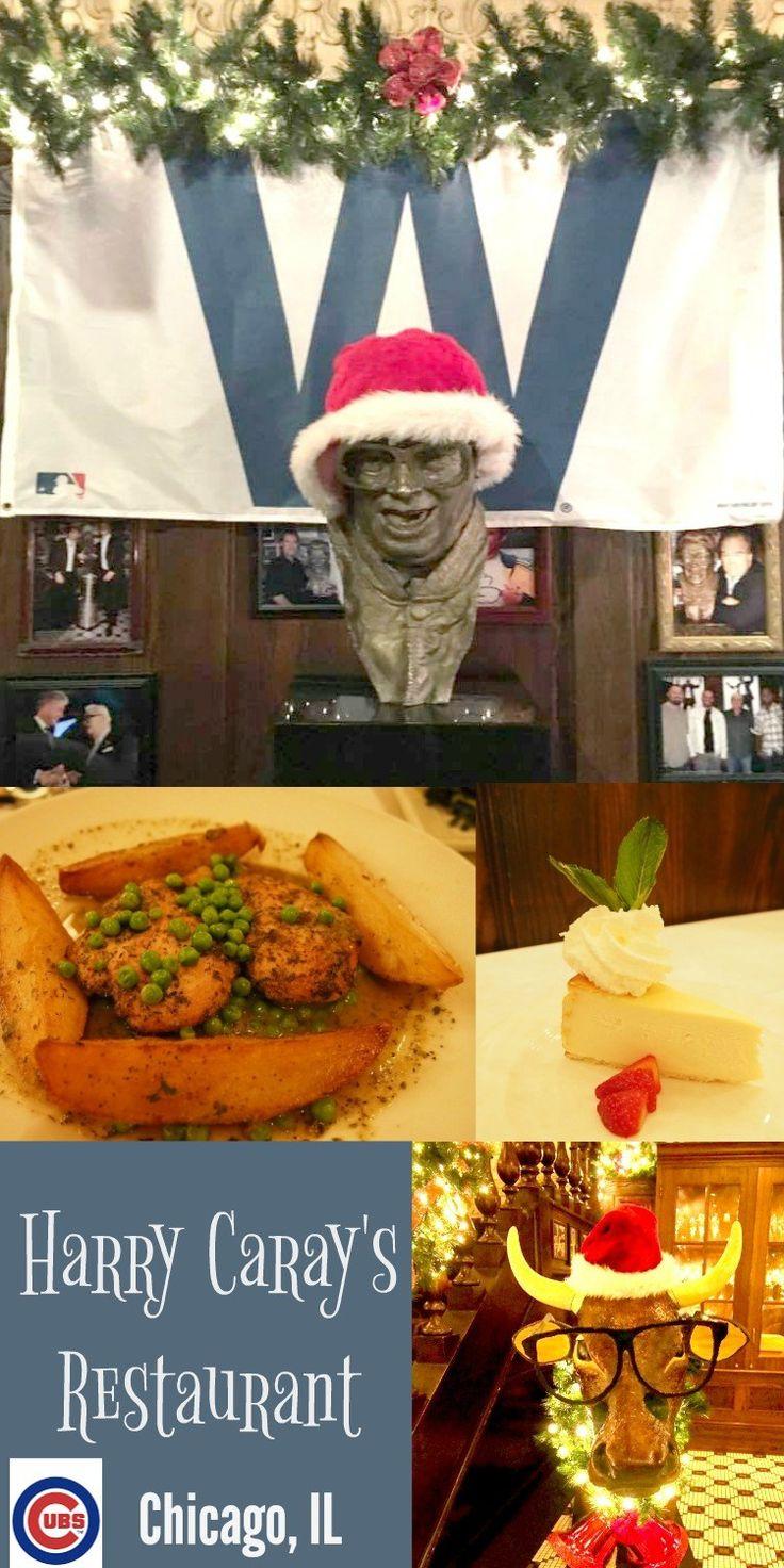 Harry Caray's Restaurant Chicago, IL