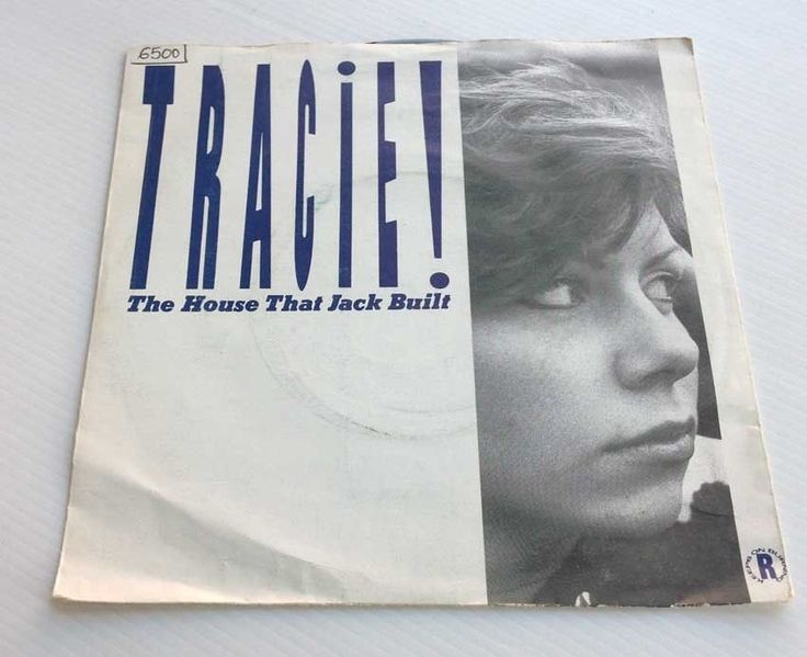 TRACIE The HOUSE That JACK Built - VG+ Paul Weller The Questions Respond MOD