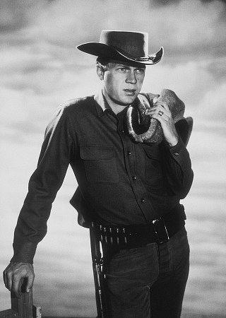 Steve McQueen as Josh Randall