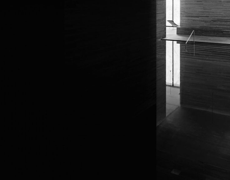 Architekturbüro Peter Zumthor, Hélène Binet · Therme Vals · Divisare