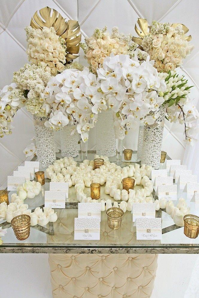 Best ideas about white floral arrangements on