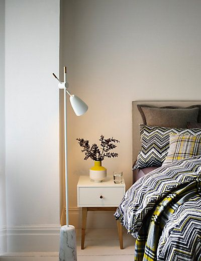 Finley Bedside Table | M&S