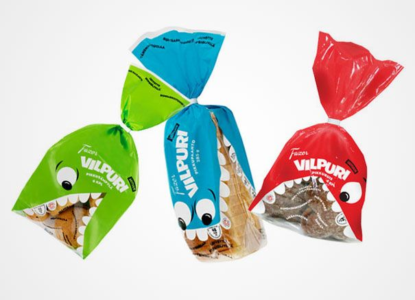 Empaques creativos de Pan – creative packaging Bread Bakery @alvarodabril