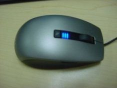 laser mouse of dell.