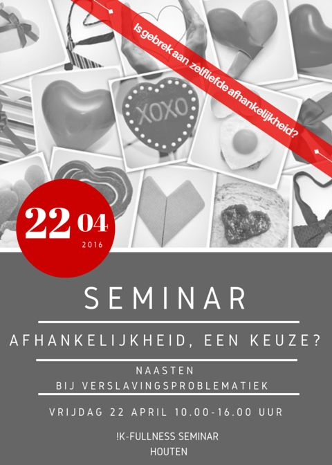 Seminar Naasten – Flyer by info11800