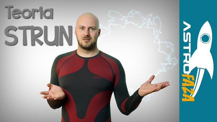 Długo obiecywany odcinek w temacie Teoria Strun, lub tez bardziej Teoria Superstrun, bo jak się okazuje, jest różnica :) DRUGI KANAŁ - http://www.youtube.com...