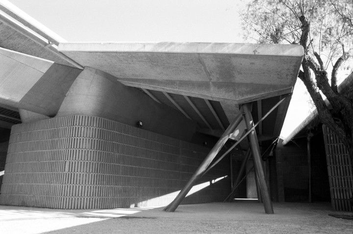 Clásicos de Arquitectura: Tiro con Arco Olímpico,© Dieter Janssen, DJA
