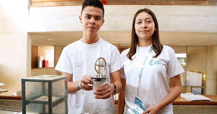 Jóvenes crean un prototipo de panel solar para la caficultura