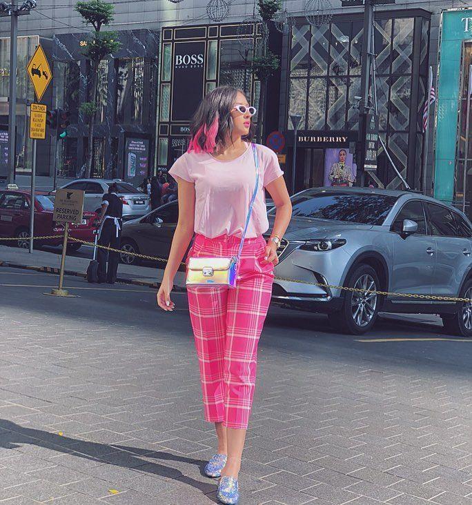 قوية كالحرب ناعمة كالسلام فرح الهادي Fashion Style Inspiration Style