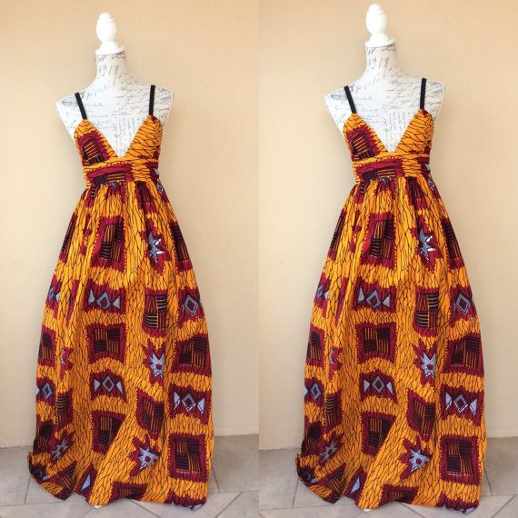 robe maxi ashleigh rose par jasminekingcouture sur etsy