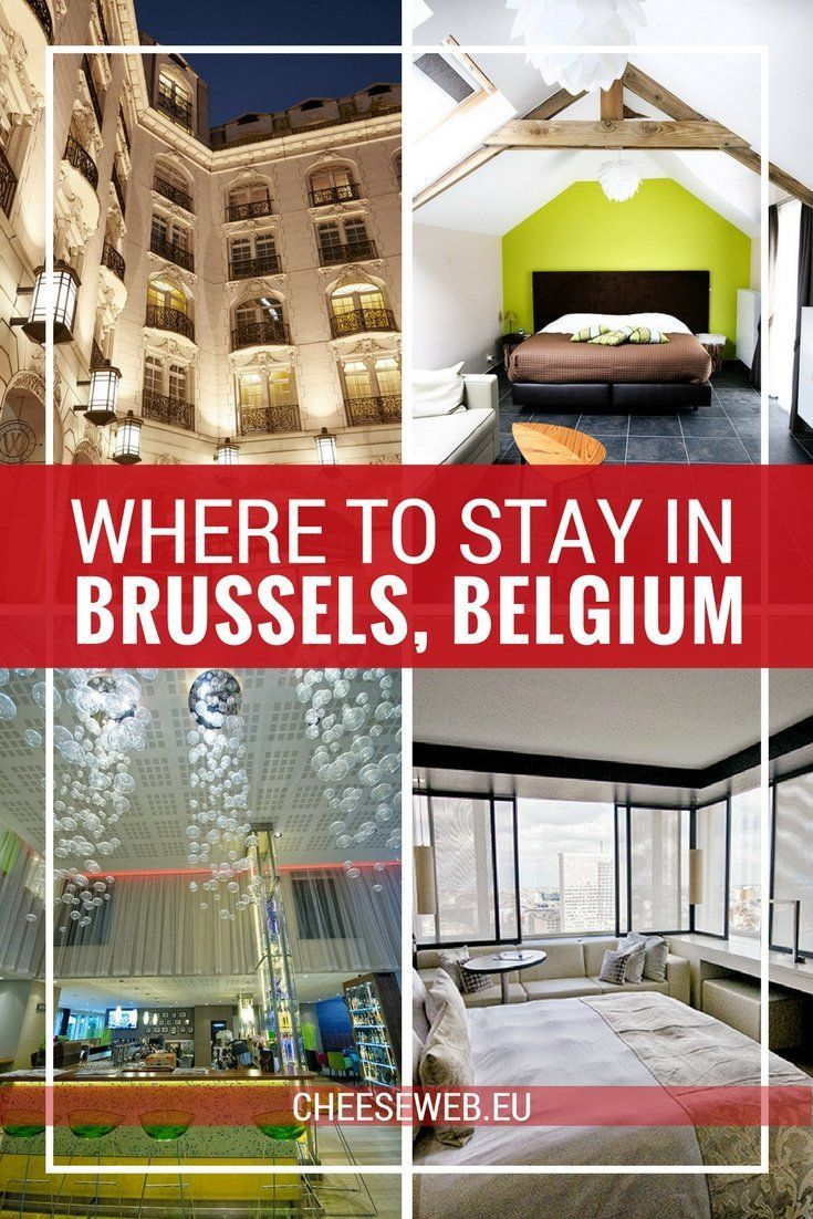 Whether you're visiting Belgium for the first time or you need to recommend a hotel to visiting family we tell you exactly where to stay in Brussels, Belgium from the top luxury hotels in the city centre to family friendly, budget, and green hotels.   Hotels in Brussels | Luxury Hotels in Brussels | Where to stay in Brussels | cheap Hotels in Brussels