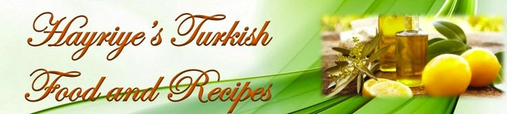 Turkish Food and Recipes