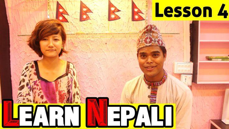 LEARN NEPALI LANGUAGE ONLINE - LESSON 4 | BASIC NEPALI PHRASES - Forgive...
