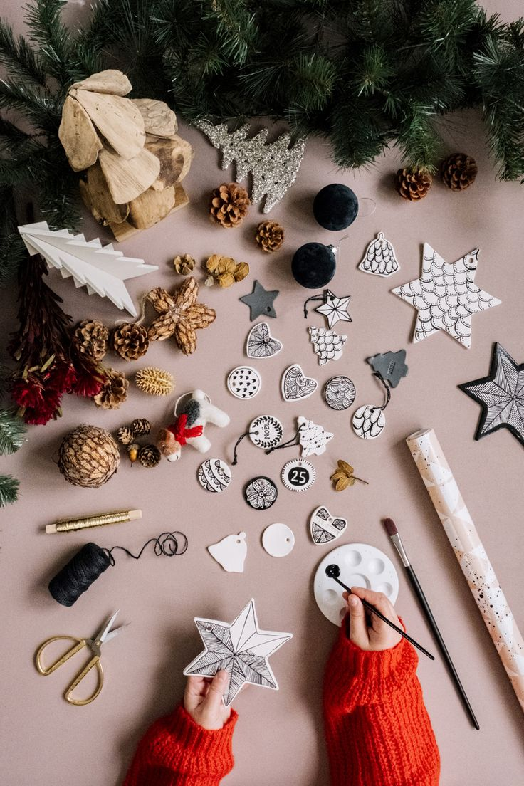 DIY CREER SES DECORATIONS DE NOEL en 2020 Noel, Temps