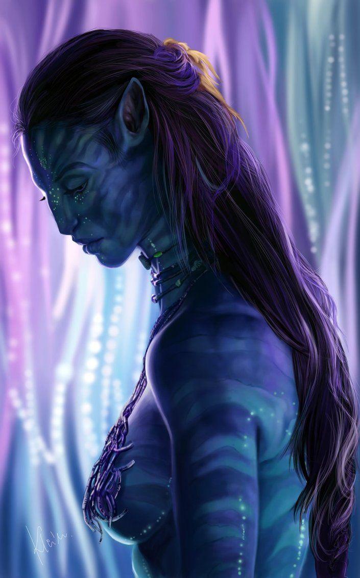 Avatar Violet by Okiran9 on deviantART