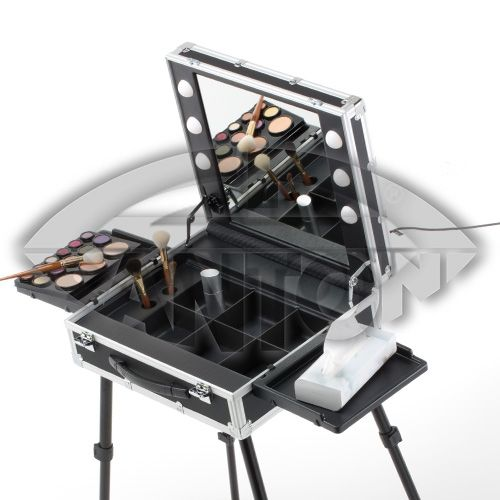 valise maquillage professionnel miroir valise de maquillage pinterest. Black Bedroom Furniture Sets. Home Design Ideas