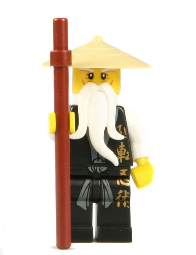 9 best sensei wu images on pinterest lego legos and - Sensei ninjago ...