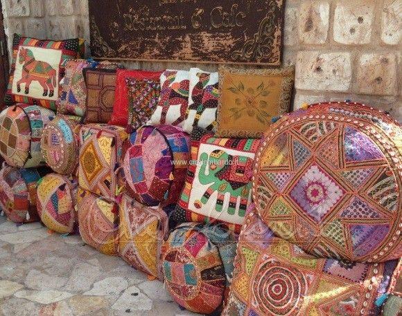 Mercatino souvenir a Dubai