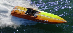 New 2012 Donzi Marine High Performance Boats - 38 ZRC