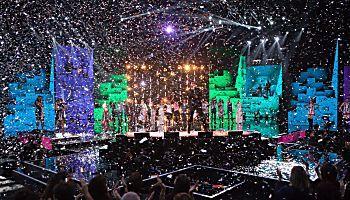 Opening X Factor 2016 - 27 ottobre 2016 - Duetto con Matt Simons su Ad occhi chiusi